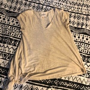 Knox Rose Tops - Knox Rose oatmeal colored tunic size x-small